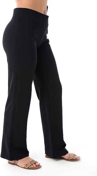 Pantalones de chándal M&S de algodón para mujer, color negro ...