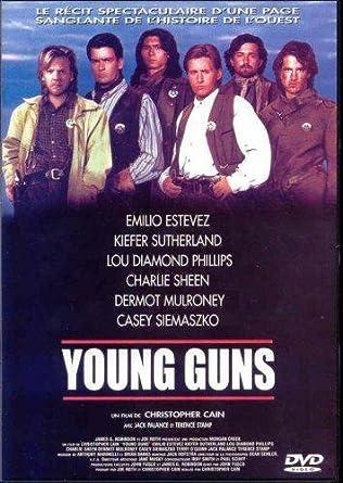 Young Guns [FR Import]: : Estevez, Emilio