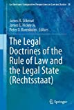 img - for The Legal Doctrines of the Rule of Law and the Legal State (Rechtsstaat) (Ius Gentium: Comparative Perspectives on Law and Justice) book / textbook / text book