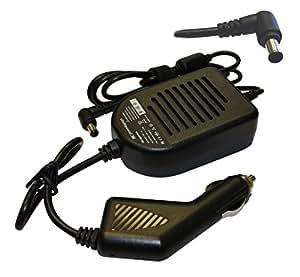 Sony Vaio PCG de 7N2m, Sony Vaio PCG de 7q1m, Sony Vaio PCG de 7q1N, Sony Vaio PCG-7R1M, Sony Vaio PCG de 7r2l/Cargador Compatible Con (CC) para el coche