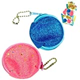 Glitter Coin Purses, 8 supplied