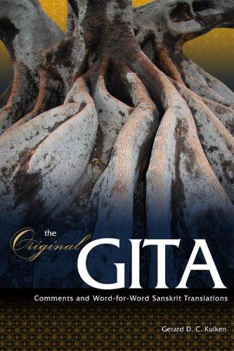 The Original Gita - Gerard D. C. Kuiken