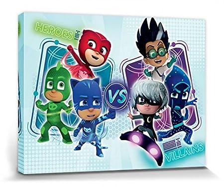 1art1 PJ Masks - Connor, Amaya, Greg, Romeo, Lunática. Ninja ...
