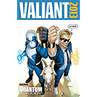 Valiant Comics Summer 2013 Preview Edition (English Edition)