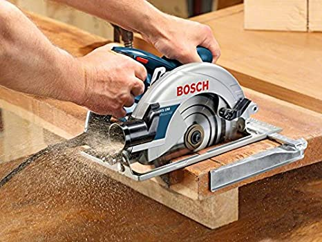 Bosch Gks 190 Professional Hand Held Circular Saw The Powerful And Robust Tool 220 Volt 60 Hz Plug Type C Europe Shape