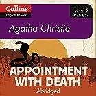 Appointment with Death: B2+ Collins Agatha Christie ELT Readers Hörbuch von Agatha Christie Gesprochen von: Roger May