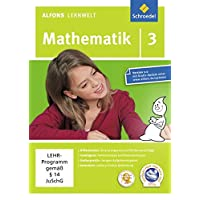 Alfons Lernwelt Mathematik 3 Einzelplatzlizenz