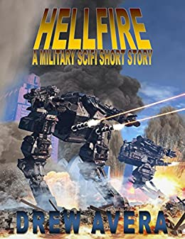Hellfire Military Science Fiction Short ebook product image