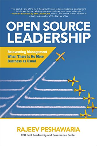 Amazon open source leadership reinventing management when open source leadership reinventing management when theres no more business as usual by peshawaria fandeluxe Image collections