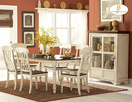 Bon Dining Table Of Ohana Collection By Homelegance