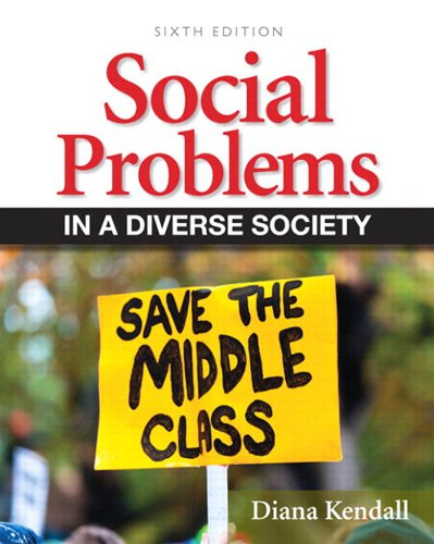Download Social Problems in a Diverse Society (6th Edition) Pdf