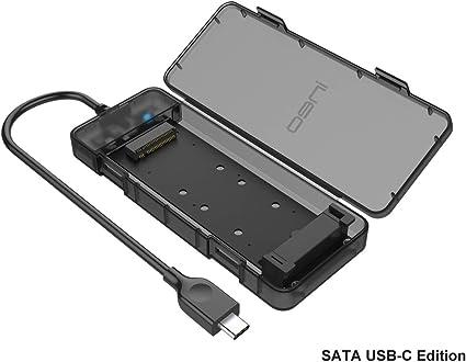 Amazon.com: ElecGear 2575 Series M.2 Caja de disco duro ...