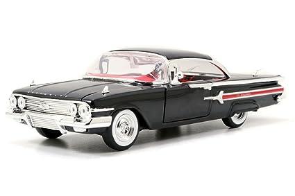 Amazon Com Jada Toys Garage Worx 60 Chevy Impala 1 24 Scale Model