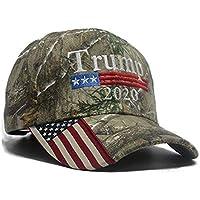Bestify Donald Trump Military Cap Keep America Great MAGA Hat President 2020 Election USA