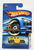 hummer h3 toy car - Hot Wheels - 2005 - Hummer H3 - 7 of 10 cars - Yellow - First Editions - Blings - #037 - Limited Edition - Collectible