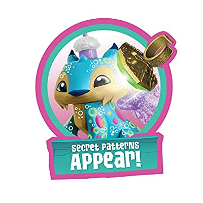 Animal Jam Best Dressed Lucky Lynx Action Figure: Toys & Games