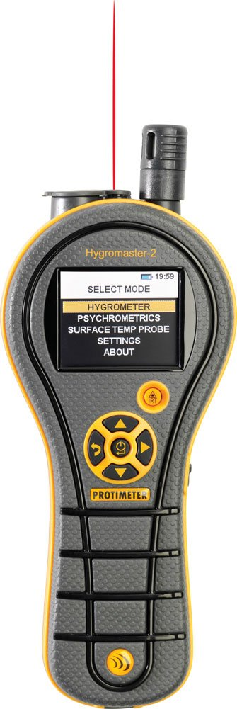 Protimeter Hygromaster 2 QS Thermo-Hygrometer