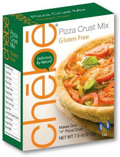 Cheese Roll (Chebe Mix Pizza Crust Gluten & Wheat Free, 7.5 oz (frozen))