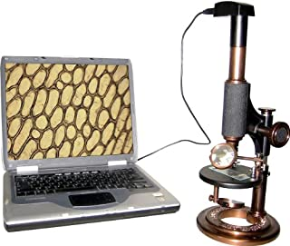 iOptron 6850 Electronic Antique Microscope (B00335MUDE) | Amazon Products