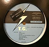 Throbbing Gristle D.o.A. The Third And Final Report Promo France Lp Vinyl Record