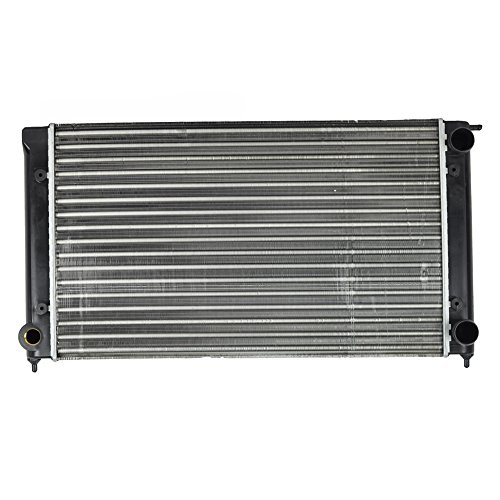 JSD A016 M/T MT Radiator for VW Cabriolet Golf Jetta Caribe Scirocco Rabbit Ref# 1.6 1.7 1.8L L4 CU837