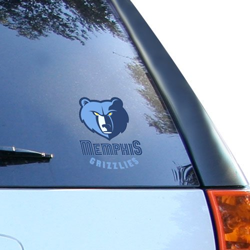 Rico NBA Memphis Grizzlies Small Static Decal ()