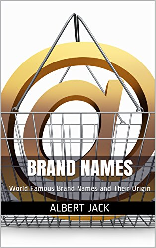 Brand Names: World Famous Brand Names and Their Origin