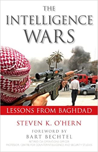 Read online Intelligence Wars: Lessons from Baghdad PDF
