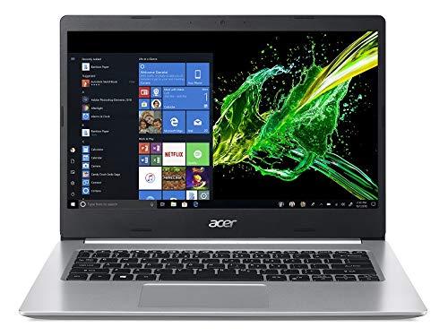 Acer Aspire 5 A514-52G 14-inch Laptop (10th Gen Intel Core i5-10210U processor/8GB/512GB SSD/Window 10 Home/2GB NVIDIA MX350 Graphics/Microsoft Office 2019,Silver