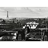 Paris View Giant Poster 55x39
