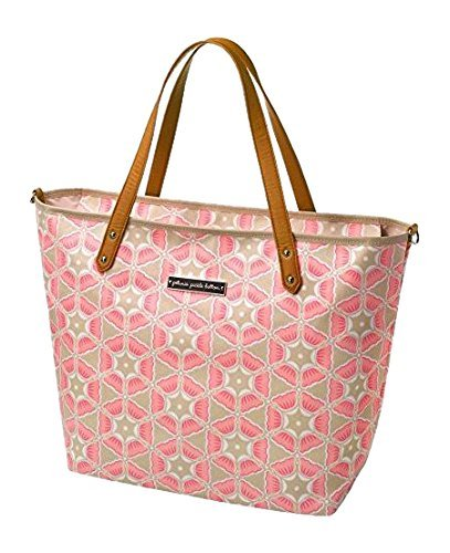 Petunia Pickle Bottom Downtown Tote Diaper Bag in Blooming B