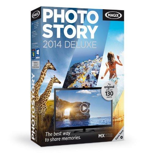 Photostory on DVD 2014 Deluxe