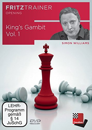 King's Gambit Vol. 1  Fritztrainer  Video Schachtraining Mit Interaktivem Feedback