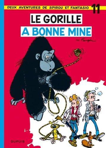 Les Aventures De Spirou Et Fantasio: Le Gorille a Bonne Mine (11) (French Edition) by Franquin - Aventura Mall Store