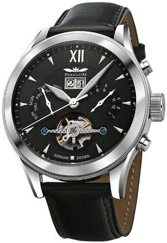 Perigaum Automatic Men's Watch P-1112-As-S-Sle