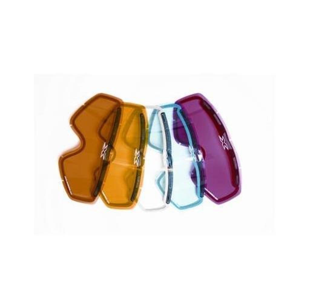 Yellow, One Size EKS BRAND 067-40020 Unisex-Adult Enduro Dual-Pane GOX MX Motorcross Goggle Replacement Lens