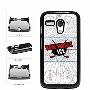New Jersey Ice Plastic Phone Case Back Cover Moto G