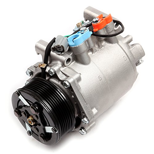 Conditioning Honda Compressor Air (ECCPP A/C Compressor with Clutch fit for 2002-2006 Honda CR-V CRV 2.4L CO 10663AC Car Air AC Compressors Kit)