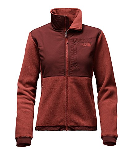 The North Face Women's Denali 2 Jacket (Small, Barolo Red/Sequoia Red)
