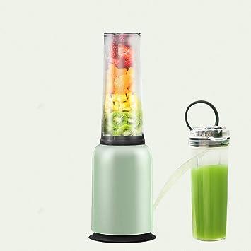 AtR Exprimidor de Frutas para el Hogar Pequeño Frutero Automático Multifuncional Portátil Mini Juicer Taza de Jugo,UNA,Exprimidor: Amazon.es: Deportes y ...
