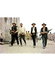 The Wild Bunch Classic William Holden Borgnine 24x36 Poster