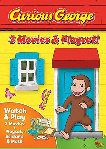 Curious George: 3 Movies &