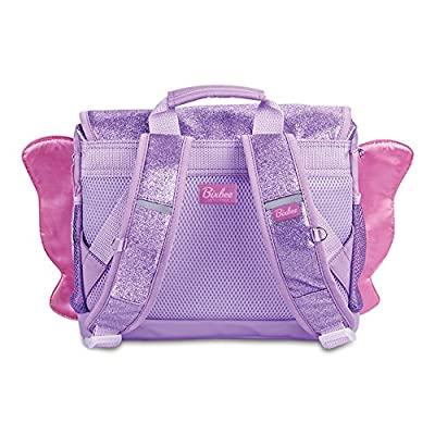 Bixbee Kids Backpack, Sparkalicious Purple Butterflyer, Small: Clothing