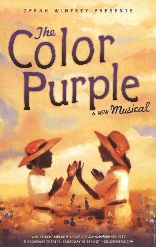 (The Color Purple Poster Broadway Theater Play 11x17 MasterPoster Print, 11x17)