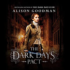 The Dark Days Pact Audiobook