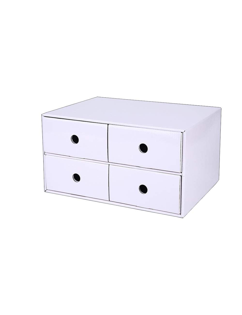 File Cabinet Office Desktop Drawer Type File Manager Stationery Cabinet 2 Layer A4 Paper Data Cabinet Storage Box Storage Filing cabinets