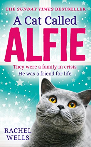 A Cat Called Alfie cover