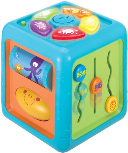 UPC 611262007159, Brilliant Beginnings Activity Cube