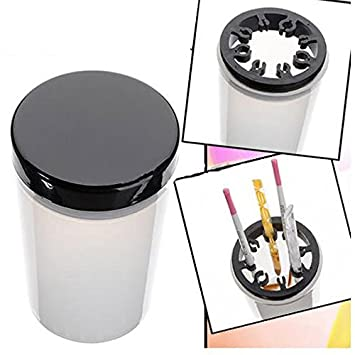 Amazon Vktech Nail Art Tip Brush Holder Remover Cup Immersion