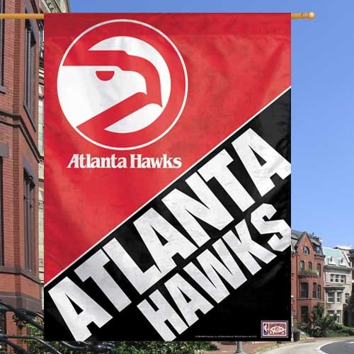 NBA Atlanta Hawks 27-by-37 inch Vertical Flag by WinCraft